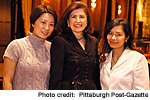 Getting to the Point for Women Luncheon 2007